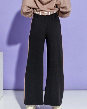 ISSA PLUS: Спортивные штаны 12910_черный - фото 3