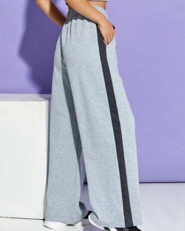 ISSA PLUS: Спортивные штаны 12910_светло-серый - фото 2