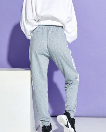 ISSA PLUS: Спортивные штаны 12911_серый - фото 2