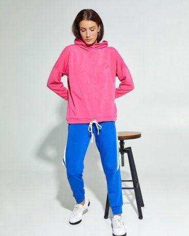 ISSA PLUS: Спортивные штаны 12911_синий - фото 1