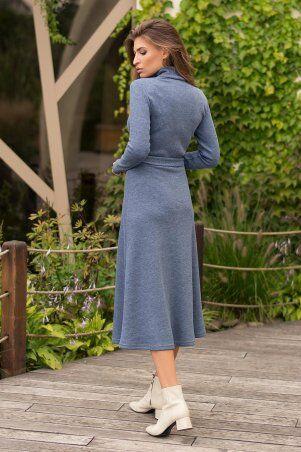 Glem: Платье Инетта д/р джинс p74173 - фото 3