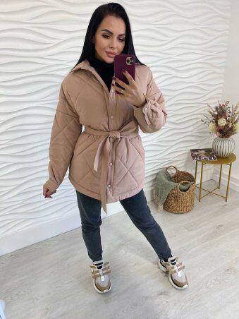 Larionoff: Куртка SIERRA Бежевый 002187 - фото 2