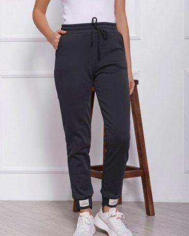 ISSA PLUS: Спортивные штаны 12340_темно-серый - фото 1