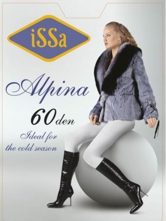 ISSA PLUS: Колготки Alpina 60_мокка - фото 1