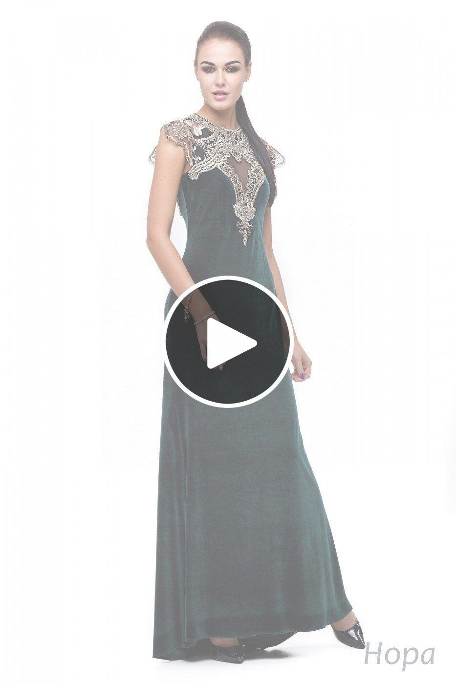 Angel PROVOCATION: Платье Нора изумрудный - перейти к видеообзору товара